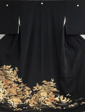 JTO205金糸総刺繍
